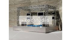 Stage virtual studio set Virtual Studio, Stage Background, Stage Set, News Studio, Tv, Design, Television Set, Television