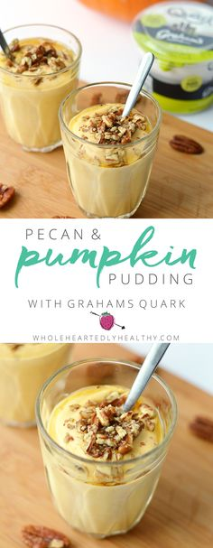 Pumpkin pudding reci