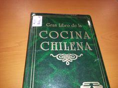 Título: Gran libro de la cocina chilena /  / Ubicación: FCCTP – Gastronomía – Tercer piso / Código:  G/CL/ 641.5 G