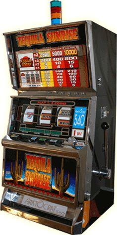 slot machine rentals los angeles