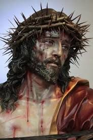 Image result for imagen de Cristo coronado de espinas