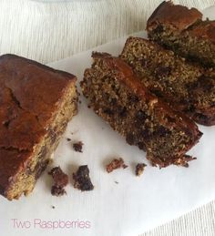 Chocolate Chip Peanut Butter Banana Bread | Chocolate and peanut butter go together normally, so adding it to a banana bread recipe is a great idea.