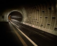 After Dark (With Tunnel), 2008- sam taylor johnson