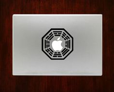 """Lost Dharma Decal Sticker Vinyl For Macbook Pro/Air 13"""" Inch 15"""" Inch 17"""" Inch Decals Laptop Cover"""