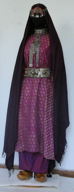 Costume from Dagestan || Лачка, с.Кули (Laks, Kuli city)