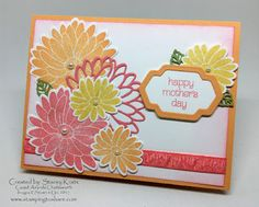 Created by: Stacey Krats April Demo Meeting Swaps with a Feminine Touch, #stampingtoshare Stampin\' Up! Card Ideas, Special Reason