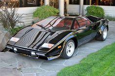 1984 Lamborghini Countach Coupe