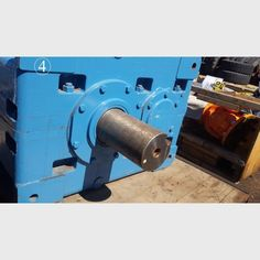 David Brown gear reducer supplier worldwide | Used David Brown 2:1 ratio reducer for sale - Savona Equipment