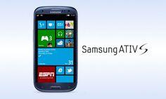 Un par de videos oficiales del Hands-on del Samsung ATIV S, primer smartphone de la marca con Windows Phone 8, que estará disponible aparentemente en febrero de 2013.