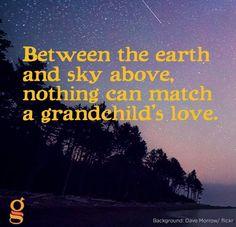 A grand child's love