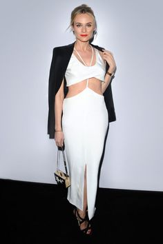 #DianeKruger at the 2012 Men of the year awards wearing Cushnie et Ochs SS13