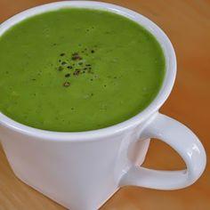 Chlorophylle en Lémurie intérieure: soupe persil, poivron, avocat