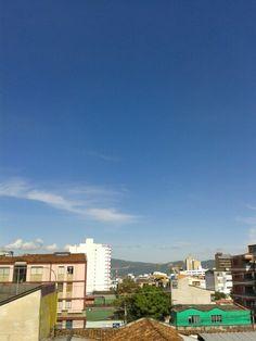 Clear morning #Bucaramanga #Colombia