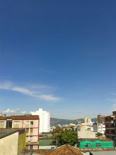 Clear morning #Bucaramanga #Colombia