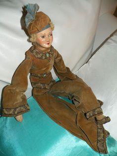 POUPEE DE SALON (Boudoir Doll)