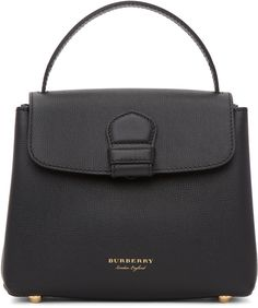 Burberry - Black Small Camberley Bag