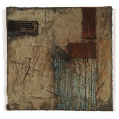 Meine eigene Kunst: Industrial Blues by Ellen Ribbe