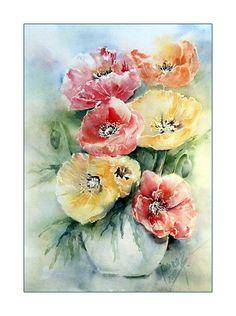 Janina B aquarel gepind via fb
