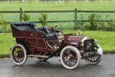1904 Pope-Hartford 20hp Model D Two-Cylinder Side-Entrance Tonneau ===>…