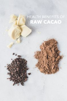 The Curated Kitchen series focuses on the health benefits of raw cacao powder and cacao nibs (aka chocolate), as well as ways to include them in healthy recipes and tips and tricks for use. Click through the full article! | Honestly Nourished | www.honestlynourished.com Raw Cacao Benefits, Cacao Powder Benefits, Raw Cacao Powder, Fruit Benefits, Cacao Nibs, Health Benefits, Oil Benefits, Nutrition Guide, Health And Nutrition