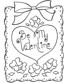 100 Valentines Day Coloring Ideas Valentines Day Coloring Coloring Pages Valentine Coloring
