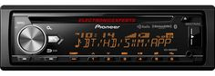 PIONEER DEH-X8800BHS Receiver HD Radio AUX (2 USB) EQ Bluetooth iPhone Android