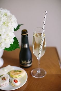 Sponsored Post: Wedding Morning Tips with Freixenet - Southern Weddings - Loverly