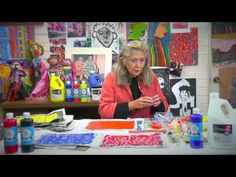 Collage for young children, inspired by the collages of Eric Carle - YouTube
