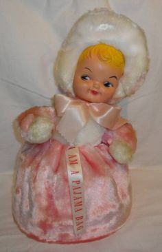 Pajama Bag- to keep your PJs in and store them on bed doll