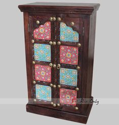 Find from our Latest Wooden Almirah with Tile Fitting, Tile Fitted Almirah. Shop Tile Fitted Wooden Almirah Designs and Block Fitted Wooden Almirah online from Rise Only Wooden Almirah, Almirah Designs, Indian Heritage, Wooden Furniture, Furnitures, Handicraft, Wood Projects, Tiles, Mosaics