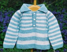 Cabin Fever--Deb Gemmell--French Stripes http://www.patternfish.com/patterns/322