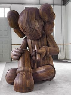 Better Knowing Kaws Galerie Perrotin