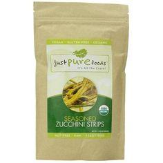 Just Pure Foods Og2 Seasoned Zucchini Sticks (8x1.5oz)