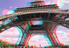 Tour Eiffel Magic Eye Pictures, 3d Pictures, Photos, 3d Foto, Magic Eyes, Tour Eiffel, Trippy, Wallpaper, Backdrops