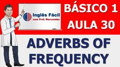 Aula 30 - Adverbs of Frequency