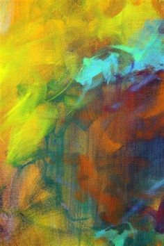 abstract art,expressionism art, acrylic painting, Chysalis