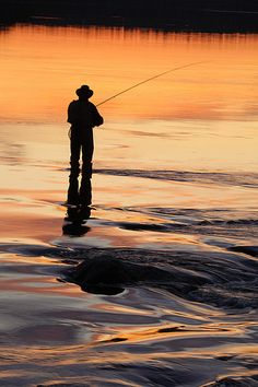 Fishing in Ruunaa by Visit Finland, via Flickr.