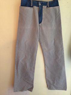 Newe Diesel Pants Jeans W 30 X 32 SZ 27 (euro) Clawy Larkee khakis straigth #DIESEL #KhakisChinos