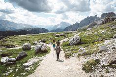 Step by step into dolomiti landscape. ⛰ #keepitwild #wanderlust #wander #neverstopexploring #explorers #explore #discoverearth #exploredreamdiscover #backpacking #hiking #naturelovers #wildnature #mountains #dolomites #outdooradventures #travel #sustainablefashion #organicfashion #organic #ecologically #fashion #wildfash #wilderness #dreizinnen #trecrime #auronzo #italy #visititaly #italia #dolomiti #dolomites