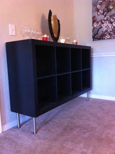 1000 images about ikea expedit hacks on pinterest ikea expedit hacks and ikea hackers. Black Bedroom Furniture Sets. Home Design Ideas