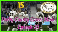 Fifa 15 Derby County Career Mode Episode 33 - Will Hughes Replacement