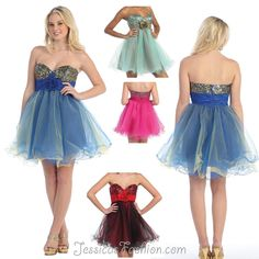 Short Bridesmaid dress in color Blue, Fuchsia/Pink, Silver & more - Sweetheart neckline style in Tulle - Plus Size available. - $74.99 - Dress URL: http://www.jessicasfashion.com/exquisite-dress-for-a_prom-mq583.html #bridesmaiddress #bridesmaiddresses #dressshopping #Tulledress #shortdress #shortdresses #sweetheartdress #plussizedress