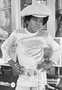 Michael Jackson...he was already in charge
