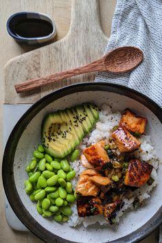 Salmon Recipes, Seafood Recipes, Cooking Recipes, Lasagna Recipes, Cooking Cake, Cooking Pasta, Girl Cooking, Spinach Recipes, Cooking Gadgets