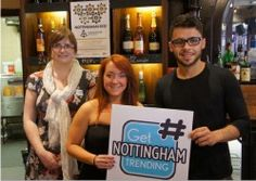 As part of the campaign, Kate visited 26 cafes/restaurants and 26 bars/pubs to create A-Zs supporting our city