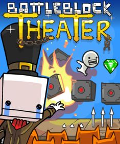 Battleblock Theater, kill your friends! I've played this a bit with my brother. It's a lot of fun!