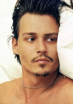 Beautiful Johnny Depp by Annie Leibovitz