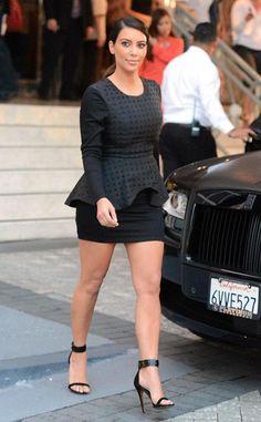 Kim style!