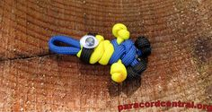 Paracord minion tutorial.