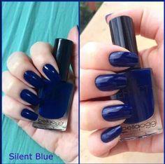 Esmalte Gel Effect Slient Blue BellaOggi